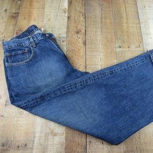Lucky Brand Classic Rise Full Leg Jean AJ05